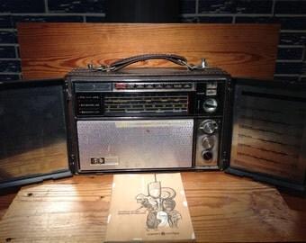 G.E. World Radio