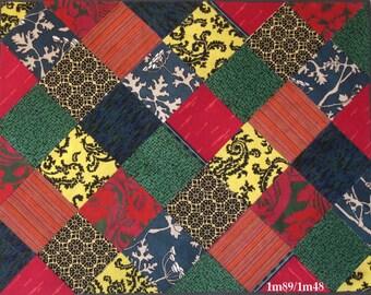 Textile 4 Rug Patchwork