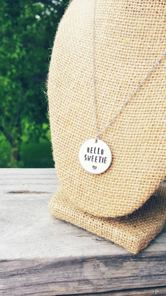 Hello Whello Wgo To Www Bing Com: Hello Sweetie Necklace Doctor Who Inspired. You By