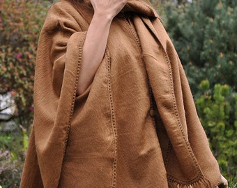 Coat cape Big Size elegant and chic.