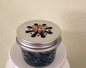 Smelly Jelly // natural air freshener // aromatherapy