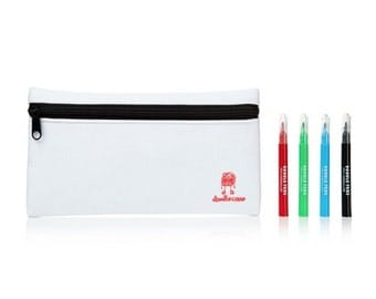 DoodleCase -Design Your Own Pencil Case