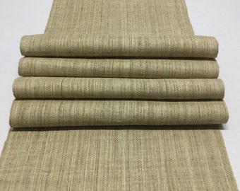 Natural Hmong hemp Fabric ,Handwoven Hmong hemp fabric, Hmong hill Tribe
