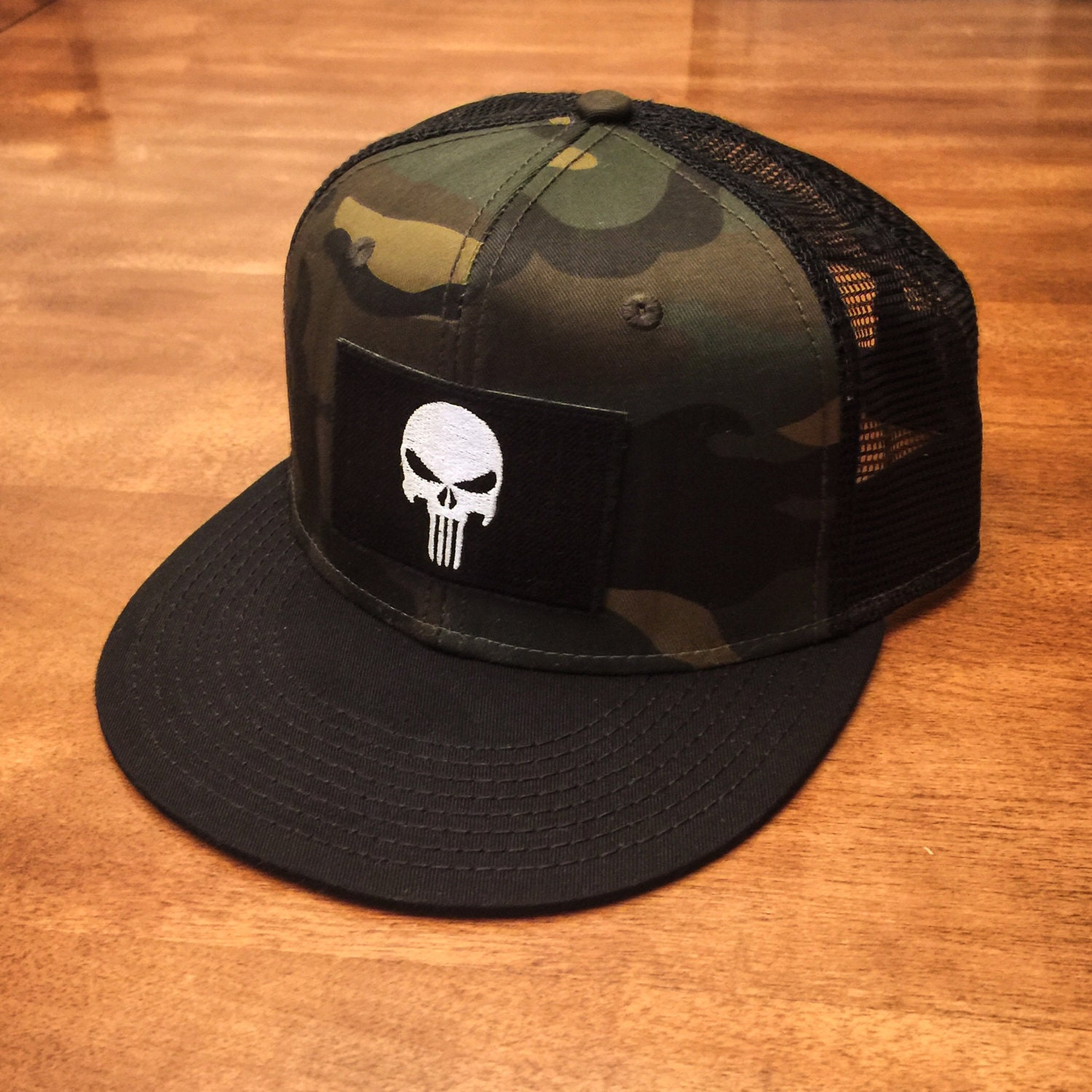 punisher hat in addition - photo #2