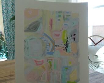 Abstract Artwork, Acrylic Painting, acrylic painting original, acrylic abstract painting, Nursery Art