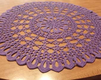 Made to order crochet doily