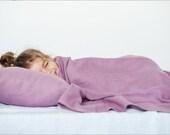 Baby linen bedding (Duvet Cover & Pillow Case), Handmade Natural Linen bedding, Linen baby sheet, Baby duvet, Baby bedding set
