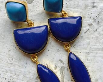 Blue all the way!! Lapis Lazuli
