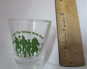 Wizard of Oz Shotglass
