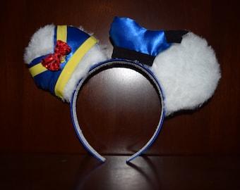 Donald Duck Minnie Ears