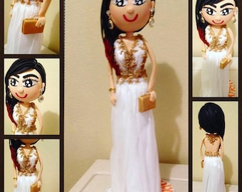 Birthday gift Personalized Doll