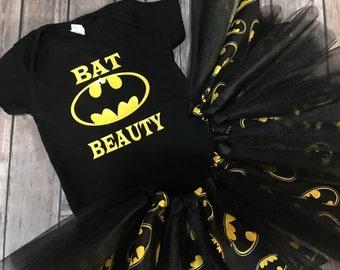 Batman/batgirl shirt only