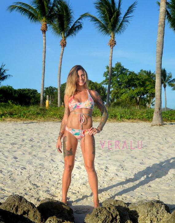 VERALU Coralie reversible bikini set