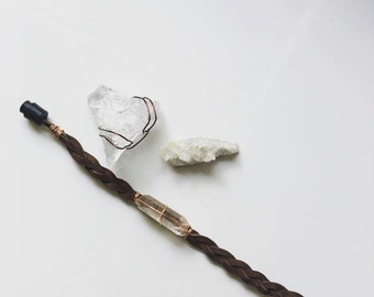 Stone| Crystal | Leather Anklets & Bracelets