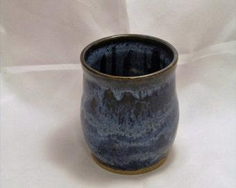 16 oz Swirled Stoneware Cup