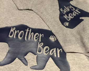 Baby Brother Bear Shirt