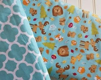 Happy Camper Fabric Etsy