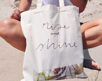 Tote Bag - Rise and Shine