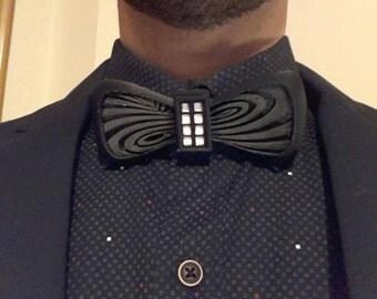 Bow Tie Tardis 3D Printed
