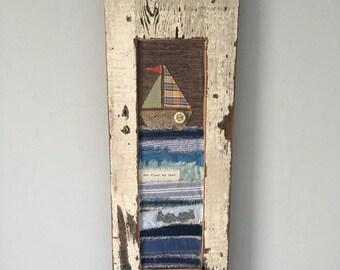 Scaffold Board Boat Picture