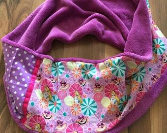 Loopschal scarf Schlauchschal Loop Disney Alice in Wonderland