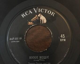 Items Similar To Tribute To Dorsey Vol 1 Amp 2 Vinyl Records