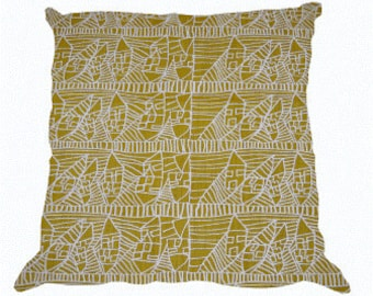 Bertie se HUISIE Scatter Cushion Cover