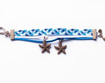 Sea boho bracelet