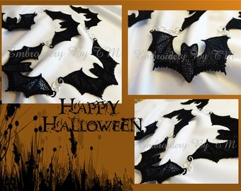 Bat-Free standing lace-two size