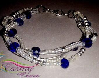 bead weaving bracelet