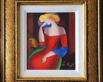 "Reduced - Linda Le Kinff ""Telephonez Moi"""