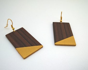 "Earrings ""Emmi Gold"""