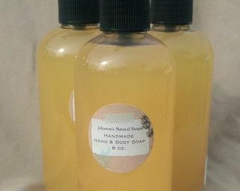 Citrus Organic Castile Liquid Soap