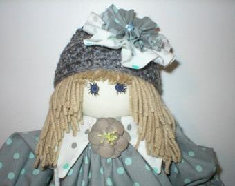 Handmade Triplet dolls