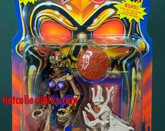 Skeleton Warriors Shriek Action Figure Playmates 1994