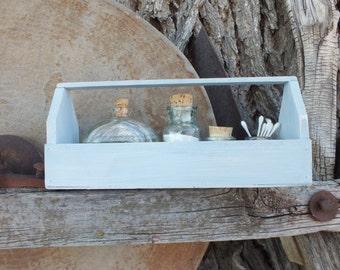 Small rectangle wood box