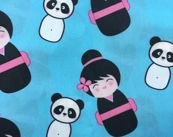 Custom Panda cloth pad, cloth pads, reusable cloth pads, reusable, mama cloth, cloth