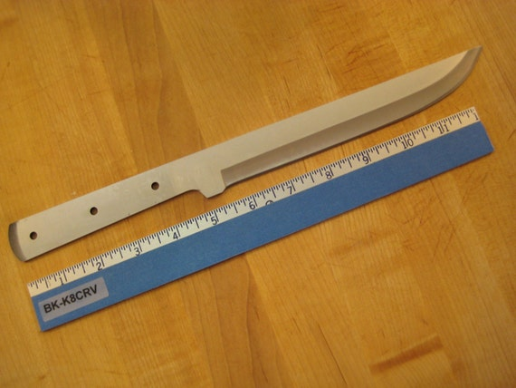 kitchen knife blank 8 quot carving fully hardened and
