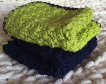 Handmade Crochet Washcloths