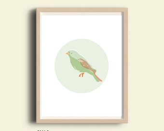 Bird Kitchen Decor Etsy