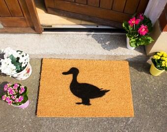 Duck doormat - 60x40cm