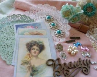 50 piece embellishment kit