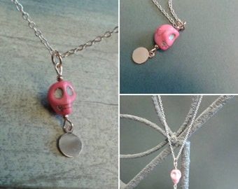 Necklace Pink mexicana