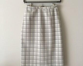 1980s Vintage Skirt (part of suit)