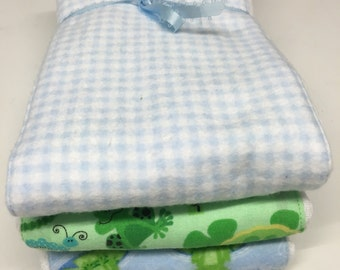 Set of 3 Burp Pads