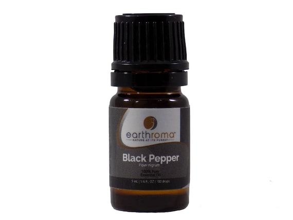 how to use black pepper oil