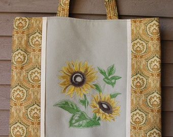 Embroidered bag