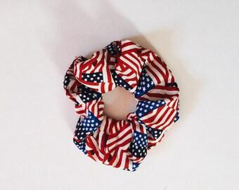 USA Scrunchie