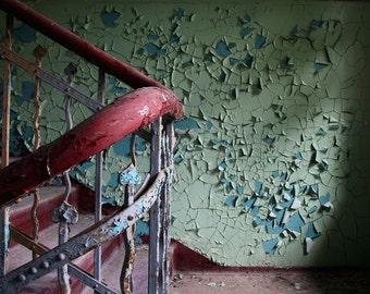 Abandoned sanatorium 1