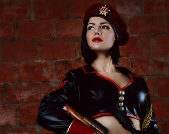 Natasha Volkova Red Alert 3 Cosplay